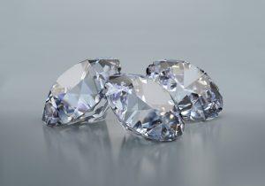 7 Color Ray Diamonds