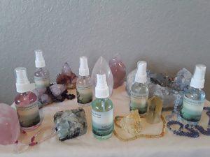 Divine Gemstone sprays